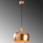 Lampa wisząca Hortensis o średnicy 30 cm
