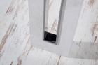 Włoski stół rozkładany Roma beton