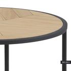 Stolik kawowy Bonor średnica 45 cm