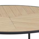 Stolik kawowy Bonor średnica 80 cm