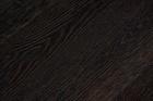Taboret Paris Wood czarny sosna szczotkowana