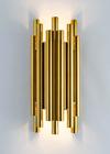 Kinkiet nowoczesny Ramber LED złoty