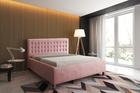 Łóżko tapicerowane Carolla