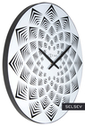 Zegar Bloom średnica 39,5 cm