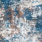 Dywan nowoczesny Caylized 120x180 cm beżowo-niebieski