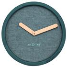Zegar drewniany Ewser średnica 30 cm