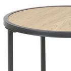 Stolik kawowy Krapina o średnicy 40 cm